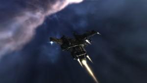 First Test Flight Navy Raven II