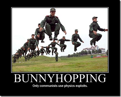 BunnyHopping